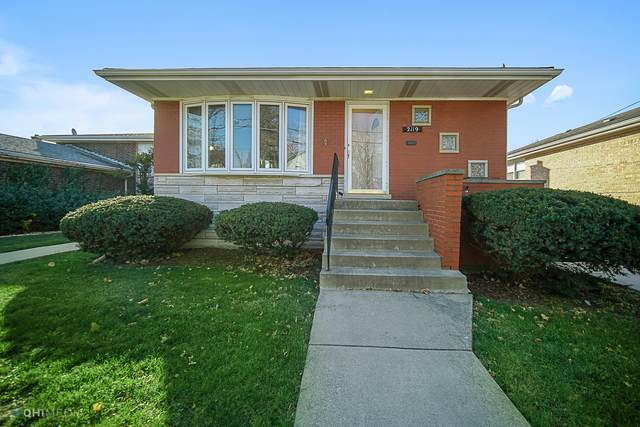 2119 W 110th Place, Chicago, IL 60655 (MLS #10939278) :: BN Homes Group