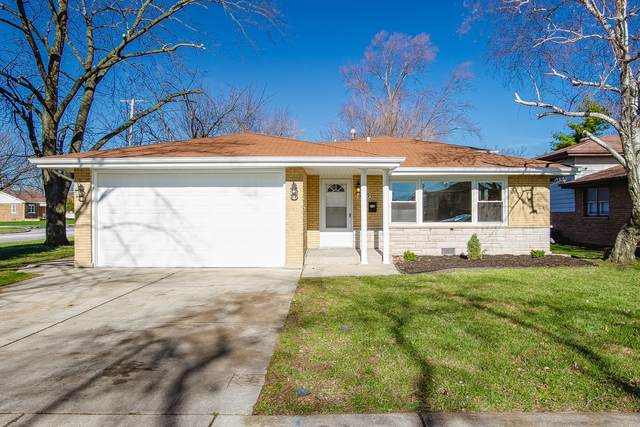 800 E 169th Place, South Holland, IL 60473 (MLS #10939288) :: BN Homes Group