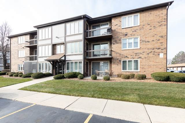 4924 Circle Court #407, Crestwood, IL 60418 (MLS #10939324) :: John Lyons Real Estate