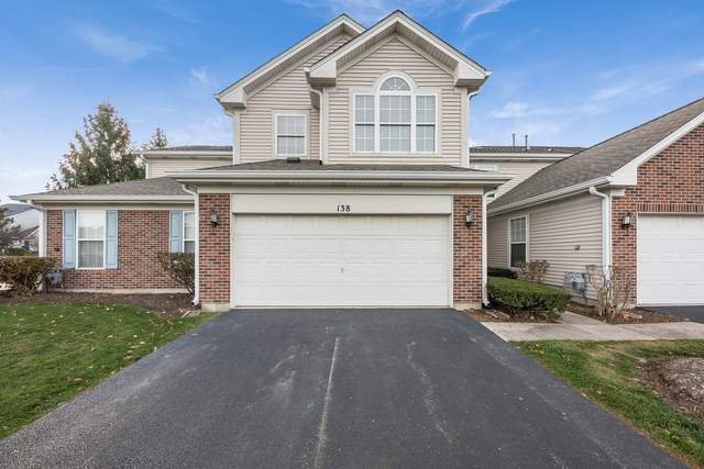 138 Millers Xing, Itasca, IL 60143 (MLS #10939342) :: Helen Oliveri Real Estate