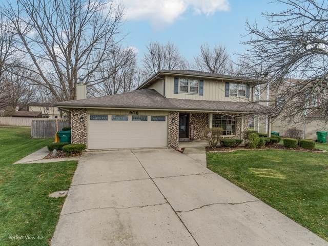 908 Caprice Drive, Shorewood, IL 60404 (MLS #10939357) :: Helen Oliveri Real Estate