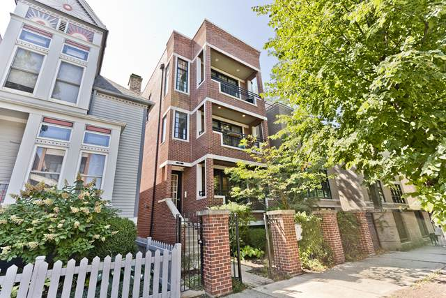 923 W Wrightwood Avenue #2, Chicago, IL 60614 (MLS #10939387) :: John Lyons Real Estate