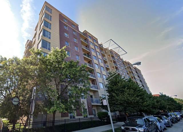100 N Hermitage Avenue #214, Chicago, IL 60612 (MLS #10939397) :: Janet Jurich