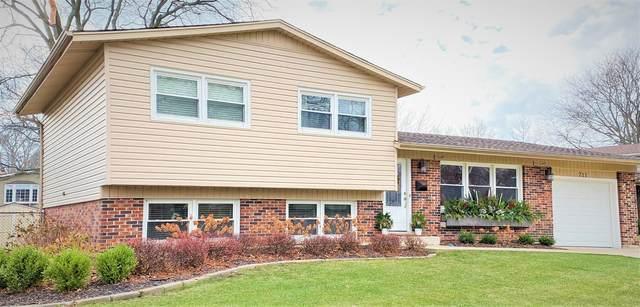 711 W Tanglewood Drive, Arlington Heights, IL 60004 (MLS #10939494) :: Lewke Partners