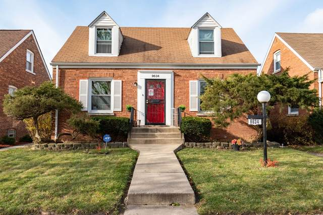 9634 S Green Street, Chicago, IL 60643 (MLS #10939520) :: BN Homes Group