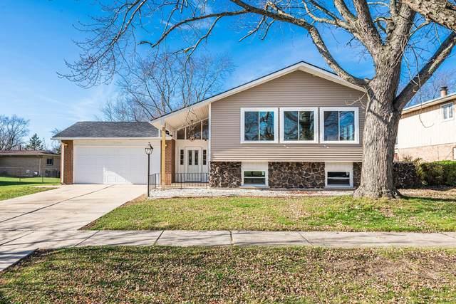 22648 Pleasant Drive, Richton Park, IL 60471 (MLS #10939559) :: Lewke Partners