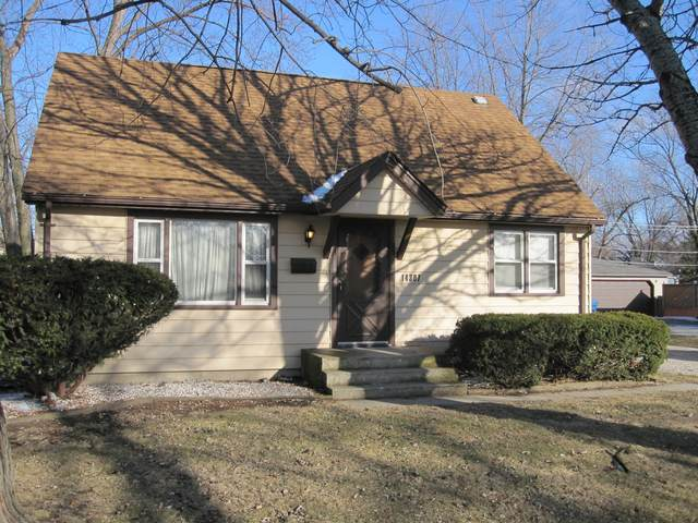 14307 Kenneth Avenue, Midlothian, IL 60445 (MLS #10939562) :: Suburban Life Realty