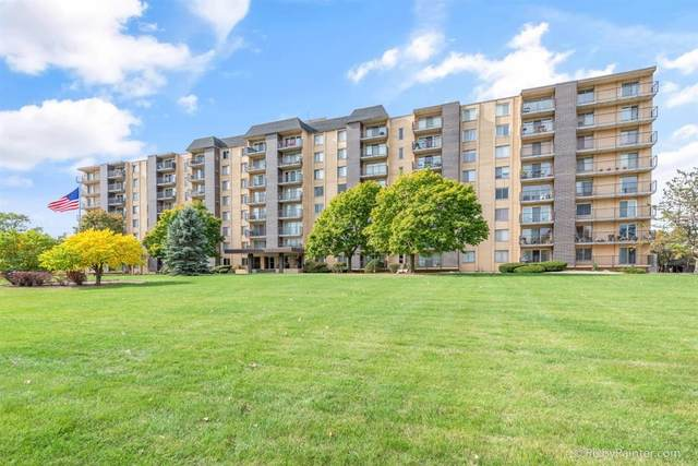 5400 Walnut Avenue #808, Downers Grove, IL 60515 (MLS #10939601) :: Property Consultants Realty