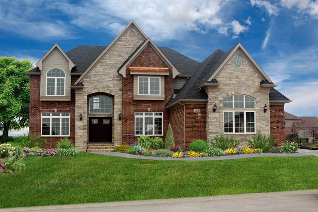 12732 Caruso Court, Lemont, IL 60439 (MLS #10939606) :: Helen Oliveri Real Estate