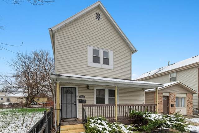 7833 S Woodlawn Avenue, Chicago, IL 60619 (MLS #10939643) :: Lewke Partners