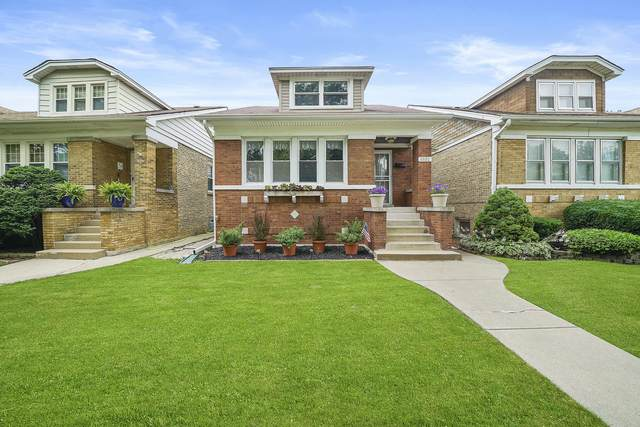 5842 N Marmora Avenue, Chicago, IL 60646 (MLS #10939654) :: BN Homes Group