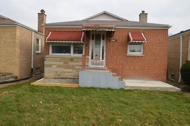4219 East Avenue, Stickney, IL 60402 (MLS #10939674) :: John Lyons Real Estate