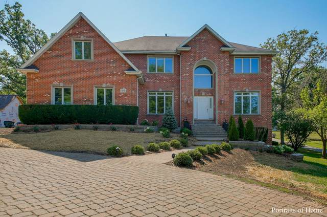 7810 Hamilton Avenue, Burr Ridge, IL 60527 (MLS #10939682) :: BN Homes Group