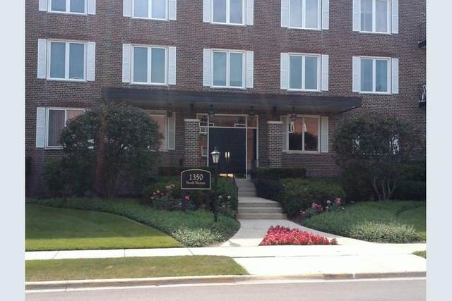 1350 N Western Avenue #307, Lake Forest, IL 60045 (MLS #10939697) :: The Wexler Group at Keller Williams Preferred Realty