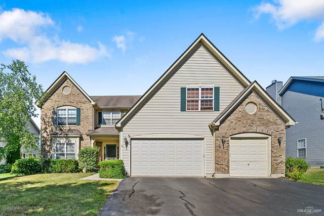 1256 Boxwood Drive, Crystal Lake, IL 60014 (MLS #10939698) :: The Dena Furlow Team - Keller Williams Realty