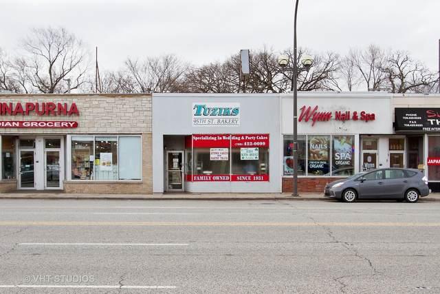 4955 W 95th Street, Oak Lawn, IL 60453 (MLS #10939734) :: Lewke Partners