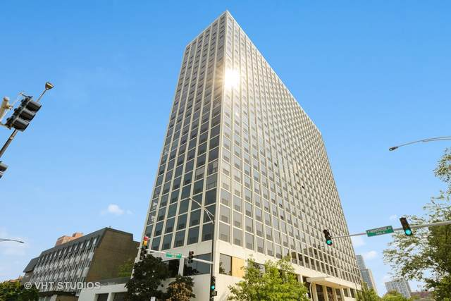 4343 N Clarendon Avenue #2506, Chicago, IL 60613 (MLS #10939789) :: Lewke Partners