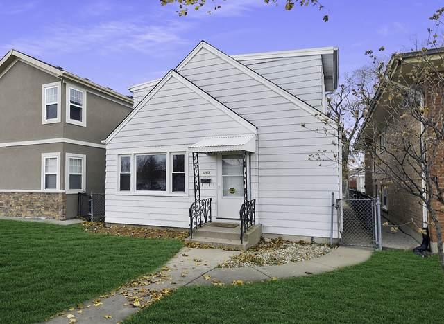 1743 N 39th Avenue, Stone Park, IL 60165 (MLS #10939843) :: John Lyons Real Estate