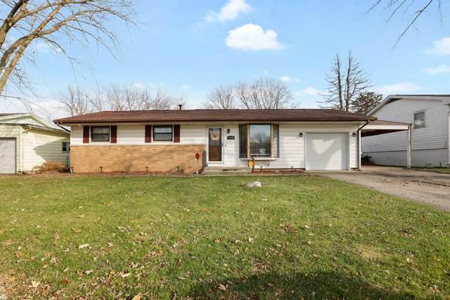 1728 Gleason Drive, Rantoul, IL 61866 (MLS #10939855) :: Ryan Dallas Real Estate