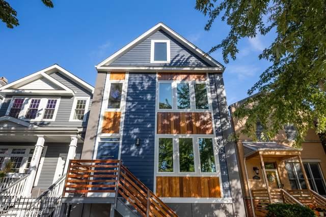 2826 W Fletcher Street #2, Chicago, IL 60618 (MLS #10939864) :: BN Homes Group