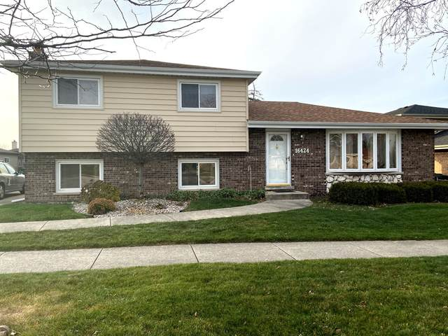 16424 84th Avenue, Tinley Park, IL 60477 (MLS #10939877) :: Suburban Life Realty