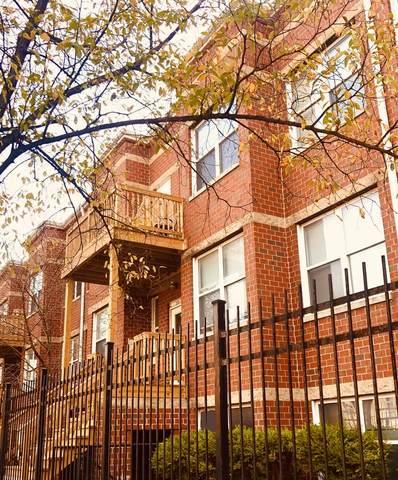2231 W Warren Boulevard D3, Chicago, IL 60612 (MLS #10939900) :: Janet Jurich