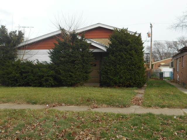 14327 Kenwood Avenue, Dolton, IL 60419 (MLS #10939907) :: Lewke Partners
