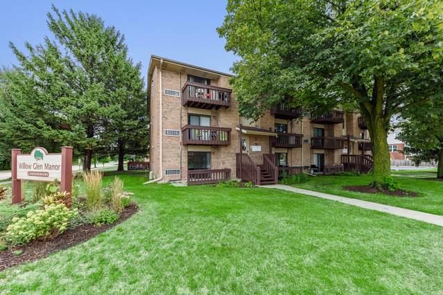 271 Northgate Parkway 1AC, Wheeling, IL 60090 (MLS #10939910) :: Helen Oliveri Real Estate