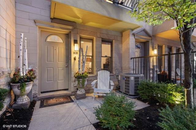 524 N Peoria Street, Chicago, IL 60642 (MLS #10939921) :: Touchstone Group