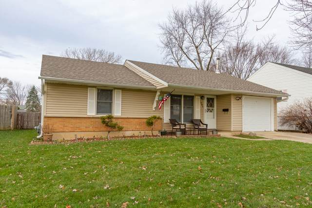 1001 Meadow Lane, Streamwood, IL 60107 (MLS #10939922) :: Suburban Life Realty