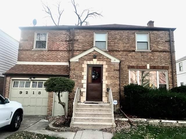 9218 S Sacramento Avenue, Evergreen Park, IL 60805 (MLS #10939930) :: BN Homes Group