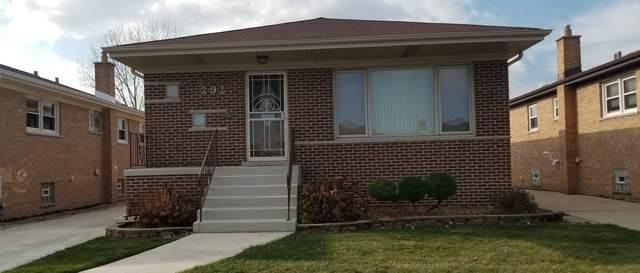 292 Marquette Avenue, Calumet City, IL 60409 (MLS #10939942) :: BN Homes Group