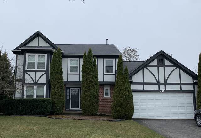 285 Stanton Drive, Buffalo Grove, IL 60089 (MLS #10939943) :: Helen Oliveri Real Estate