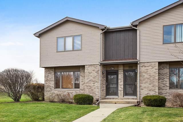 719 Tauber Road #719, New Lenox, IL 60451 (MLS #10939946) :: Helen Oliveri Real Estate