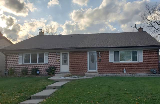 9416 N Oak Avenue, Des Plaines, IL 60016 (MLS #10939965) :: Property Consultants Realty