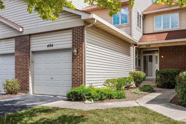 496 W Parkside Drive, Palatine, IL 60067 (MLS #10940003) :: Helen Oliveri Real Estate