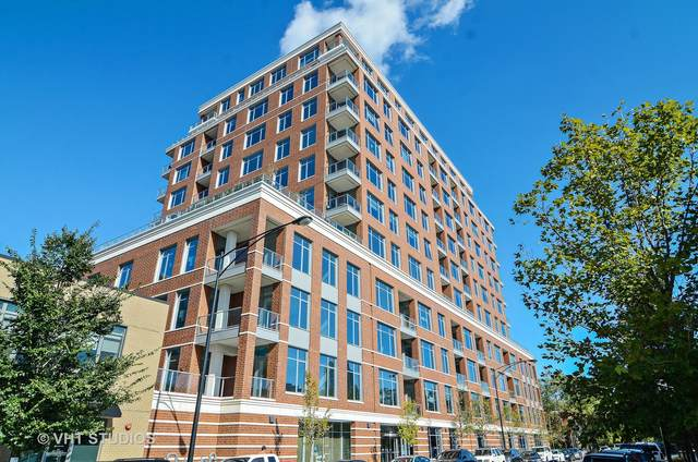 540 W Webster Avenue #306, Chicago, IL 60614 (MLS #10940006) :: John Lyons Real Estate