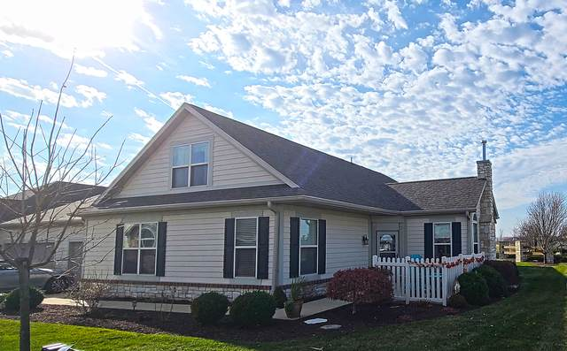 2760 Jt Coffman Drive #2760, Champaign, IL 61822 (MLS #10940013) :: The Wexler Group at Keller Williams Preferred Realty