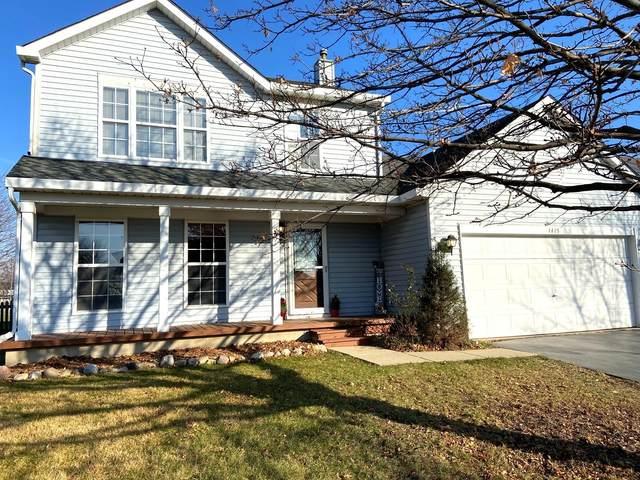 1415 Ashwood Drive, Elgin, IL 60123 (MLS #10940048) :: Suburban Life Realty
