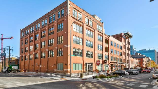 1118 W Fulton Street #204, Chicago, IL 60607 (MLS #10940057) :: Property Consultants Realty