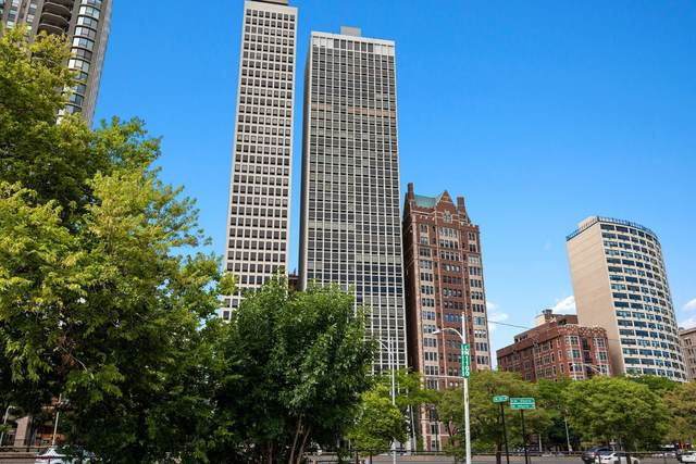 1110 N Lake Shore Drive 17S, Chicago, IL 60611 (MLS #10940076) :: Property Consultants Realty