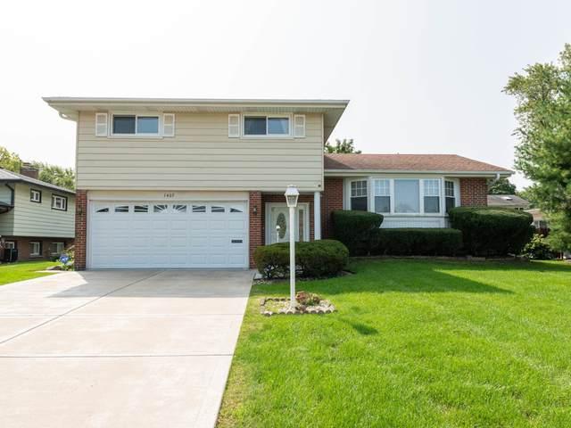 1407 Barberry Lane, Mount Prospect, IL 60056 (MLS #10940080) :: John Lyons Real Estate