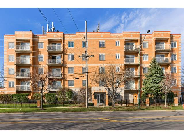 4534 N Cumberland Avenue #201, Chicago, IL 60656 (MLS #10940147) :: Property Consultants Realty