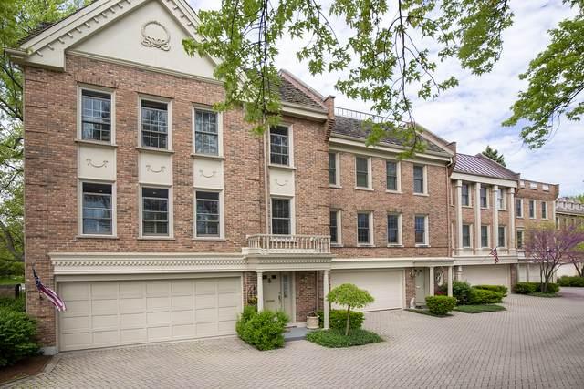 1 Landmark, Northfield, IL 60093 (MLS #10940156) :: Lewke Partners