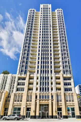 1400 S Michigan Avenue #2303, Chicago, IL 60605 (MLS #10940169) :: Jacqui Miller Homes