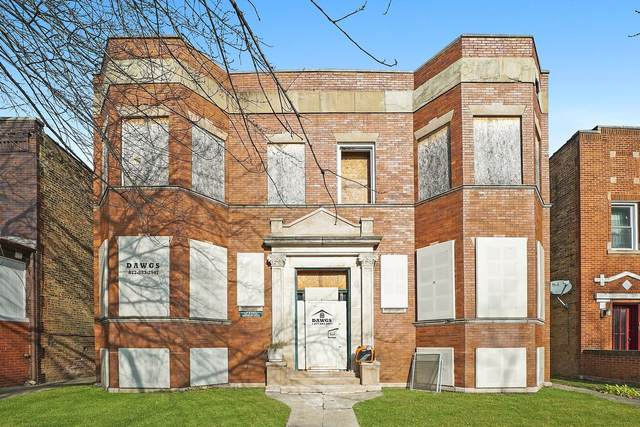 716 E 90th Street, Chicago, IL 60619 (MLS #10940197) :: Property Consultants Realty