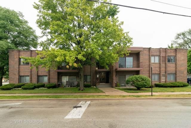 105 S Arlington Avenue #201, Elmhurst, IL 60126 (MLS #10940206) :: Helen Oliveri Real Estate
