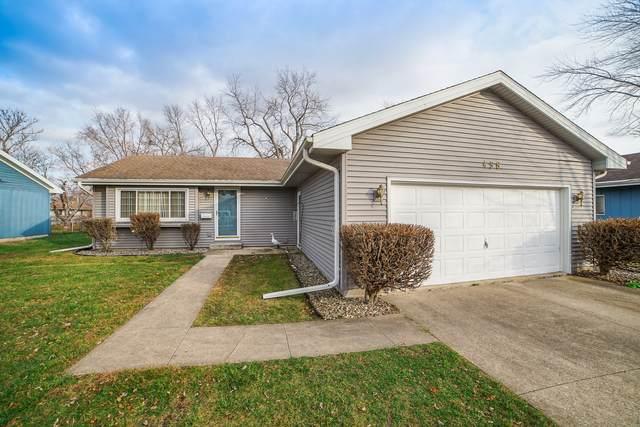 458 N Jackson Avenue, Bradley, IL 60915 (MLS #10940216) :: John Lyons Real Estate
