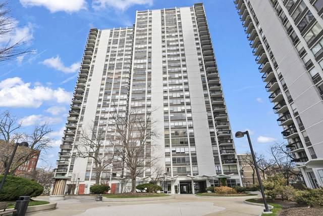 1460 N Sandburg Terrace 2102A, Chicago, IL 60610 (MLS #10940248) :: Jacqui Miller Homes