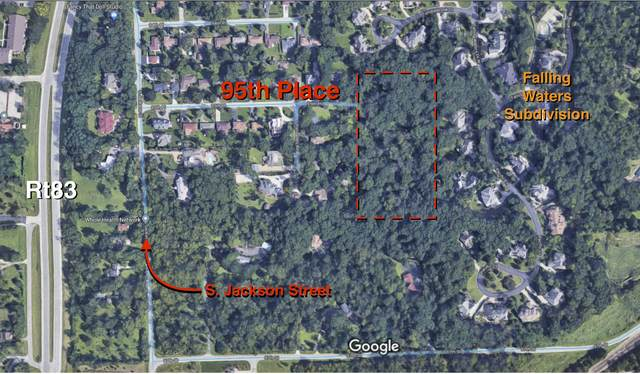 1 95th Place, Burr Ridge, IL 60527 (MLS #10940260) :: BN Homes Group